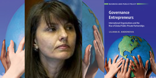Prof Liliana Andonova to Receive Prizes at ISA Annual Convention